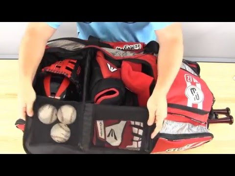 No Errors NO E2 Wheeled Catchers Bag Review