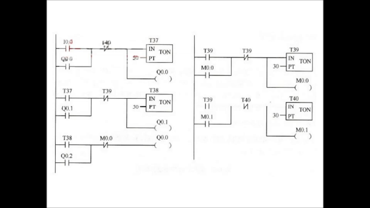 hight resolution of plc programming examples belt conveyor control siemens s7 200