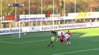 Samenvatting Katwijk - Barendrecht (0-2)
