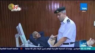 وفد من لجنة حقوق الإنسان بمجلس النواب يفتتح المستشفى الخاص بمنطقة سجون جمصة ويتفقد أوضاع النزلاء
