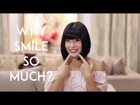 3 raisons pour lesquelles sourire plus rapporte - Happiness Vlog