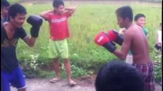 Infanta Amateur Boxing Part1 - maro vs r...