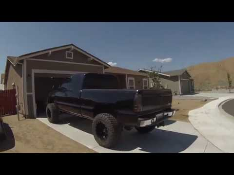 99-06 Chevy Silverado GMC Sierra 1500 14 bolt axle swap