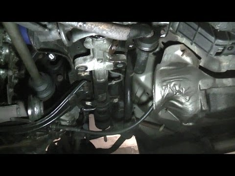 94-97 Honda Accord Steering Rack Replacement Part 1