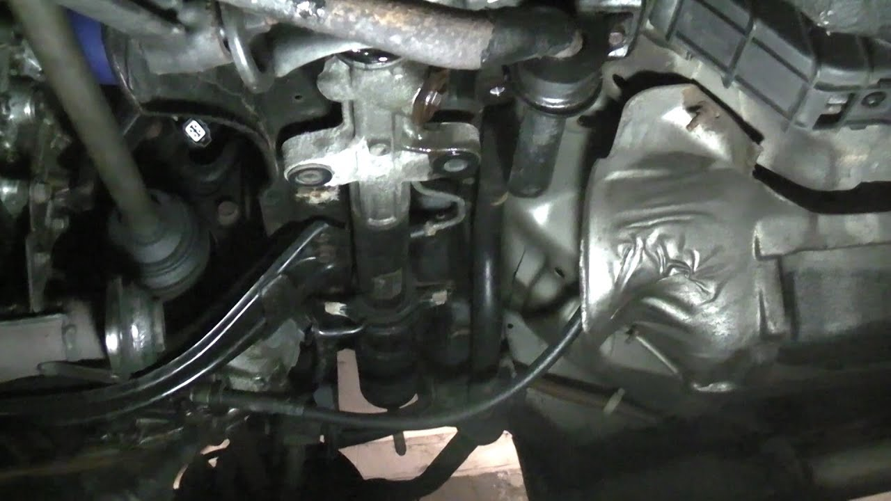 medium resolution of 94 97 honda accord steering rack replacement part 1