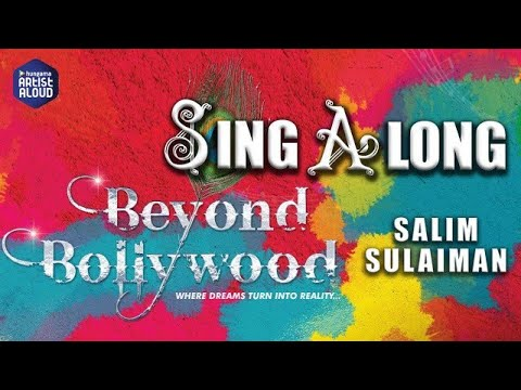 Official Lyric Video Of Namaste India By Salim Sulaiman Artistaloud Youtube