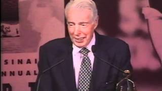 Joe DiMaggio 1995 SS Speech