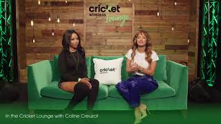 Behind the Scenes: Jazmine Sullivan Live from the Cricket Lounge