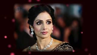 The 8th Asian Awards - SriDevi - Outstanding Achievement in Cinema