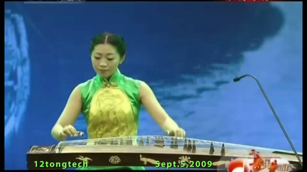 Guzheng Solo Jasmine Flower 茉莉花