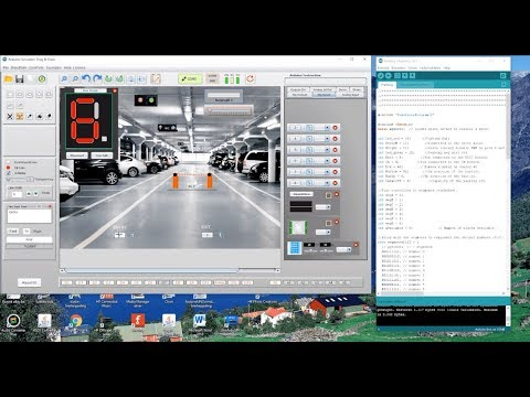 How To use the Arduino Simulator Drag & Draw