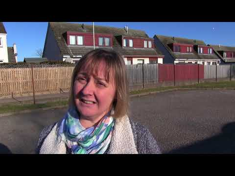 Cllr Liz MacDonald  talks to the Gurn about the need for a new Nairn Academy