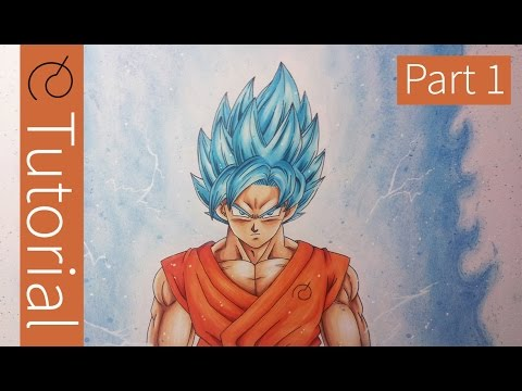 How to draw goku super saiyan blue part 1 youtube how to draw goku super saiyan blue part 1 publicscrutiny Gallery