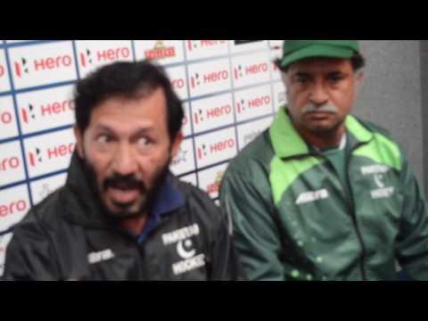 Pakistan coach comments  World League Hockey