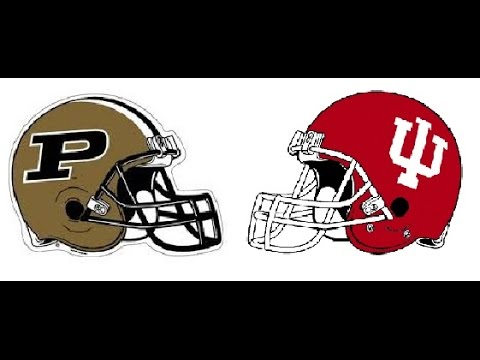 2014 Purdue vs Indiana University