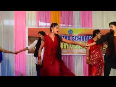 Saree Ke Fall Sa Choreography By Seeba