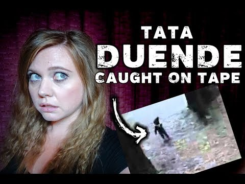 Tata Duende Caught On Tape! - Mythical Creature of Belize