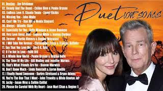 Peabo Bryson, James Ingram, David Foster, Kenny Rogers, Dan Hill - Best Duets Love Songs