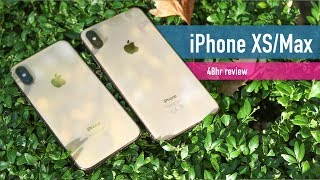 iPhone XS and XS Max 48hr review