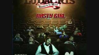 Ludacris Ft Plies - Nasty Girl Instrumental