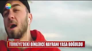 CAN YÜCE İNTİHAR ETTİ SHOW TV YALAN HABER