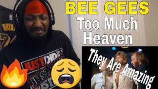 Download FIRST TIME HEARING  Bee Gees (Too Much Heaven)