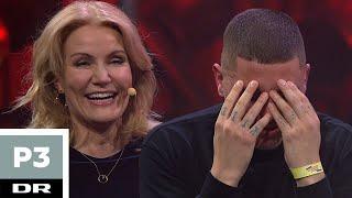 Kidd får en overraskelse til 'Den Nye Stil live'