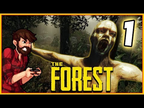 BACK INTO THE FOREST OF HORRORS | The Forest FULL RELEASE 1.0 Gameplay Let's Play #1