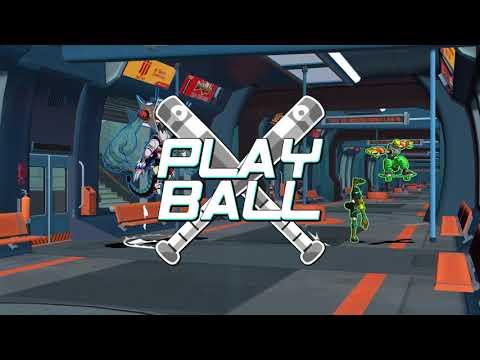 Lethal League Blaze 4-player match  