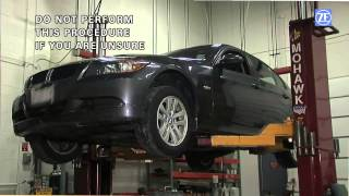 ZF 6HP Transmission Oil Change Interval Procedure(, 2014-06-24T20:13:14.000Z)
