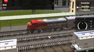 Trainz 1.3: Scenario - Highland Valley (Part 1)