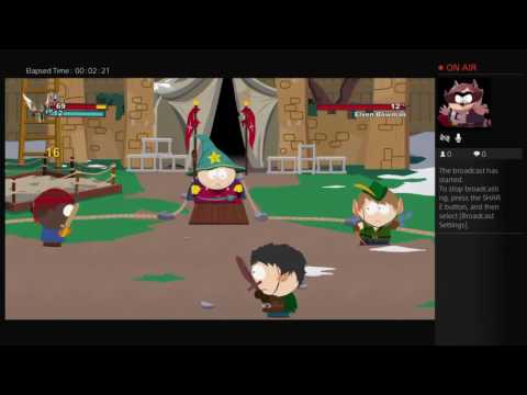 South park stick it up yours