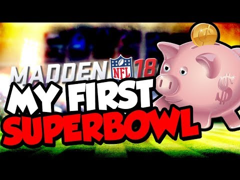 Madden 18 Ultimate Team :: My First Superbowl :: Budget Squad