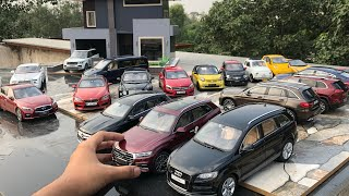 Diecast Scale Model Cars Collection Part 2 | Indian Cars | Miniature Automobiles Video