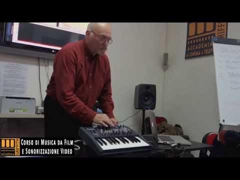 Intervista a Enrico Cosimi sul Corso di Musica da Film dell'Accademia Griffith