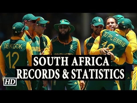 T20 World Cup: Team South Africa | Statistics & Records