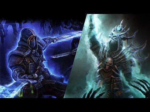 [Grim Dawn v1.0.2.1] Reaper DW Acid Crucible Gladiator Extra Spawn 101-150