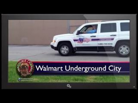 Walmart Tunnels Noise In The Sky Jade Helm 2017