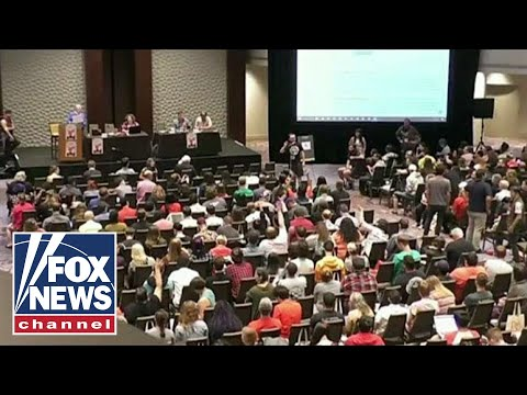 Democratic Socialist Convention Erupts Over Pronouns