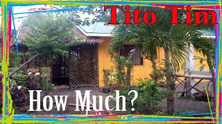 House  Update - Total Construction Cost, Iloilo Philippines