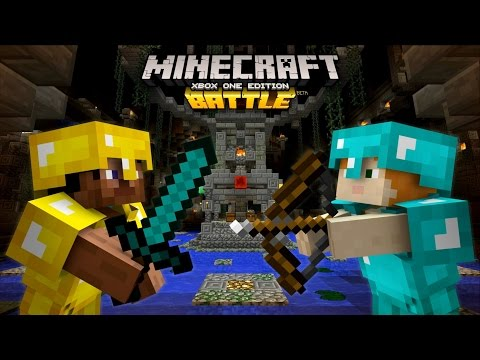 Minecraft: Battle Multiplayer Gameplay - 1080p 60FPS