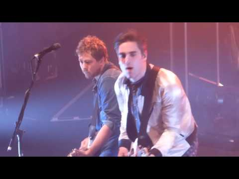 Busted - Crashed the Wedding - Night Driver Tour - Dublin 01/03/17