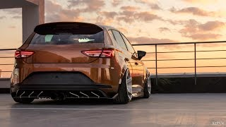 homepage tile video photo for Flared Seat Leon MK3 | Clinched Flares (Shortcut)