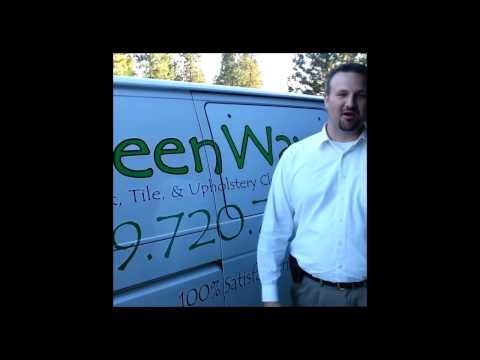 Las Vegas NV Carpet Cleaning the GreenWay - Satisfied Customer Review, Nate