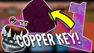ROBLOX COPPER KEY IS IN JAILBREAK! (Theory)