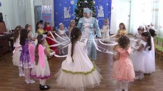"""Новый год 2017. Танец """"Зимняя фантазия"""""""