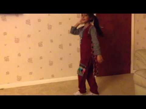 Self taught gymnast by Aneeka