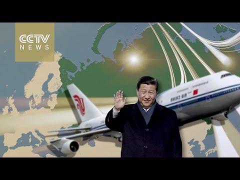 President Xi pursues hopes of New Silk Road in Kazakhstan?