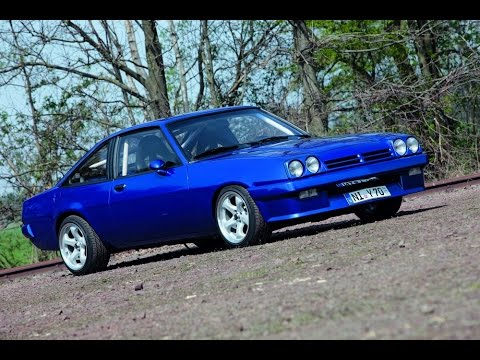 opel manta brutal tuning youtube. Black Bedroom Furniture Sets. Home Design Ideas