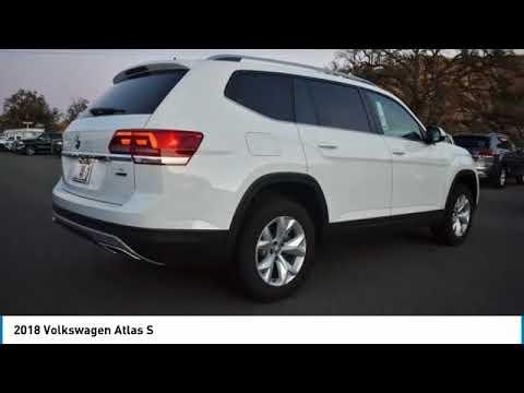 2018 Volkswagen Atlas Valencia CA 2189118